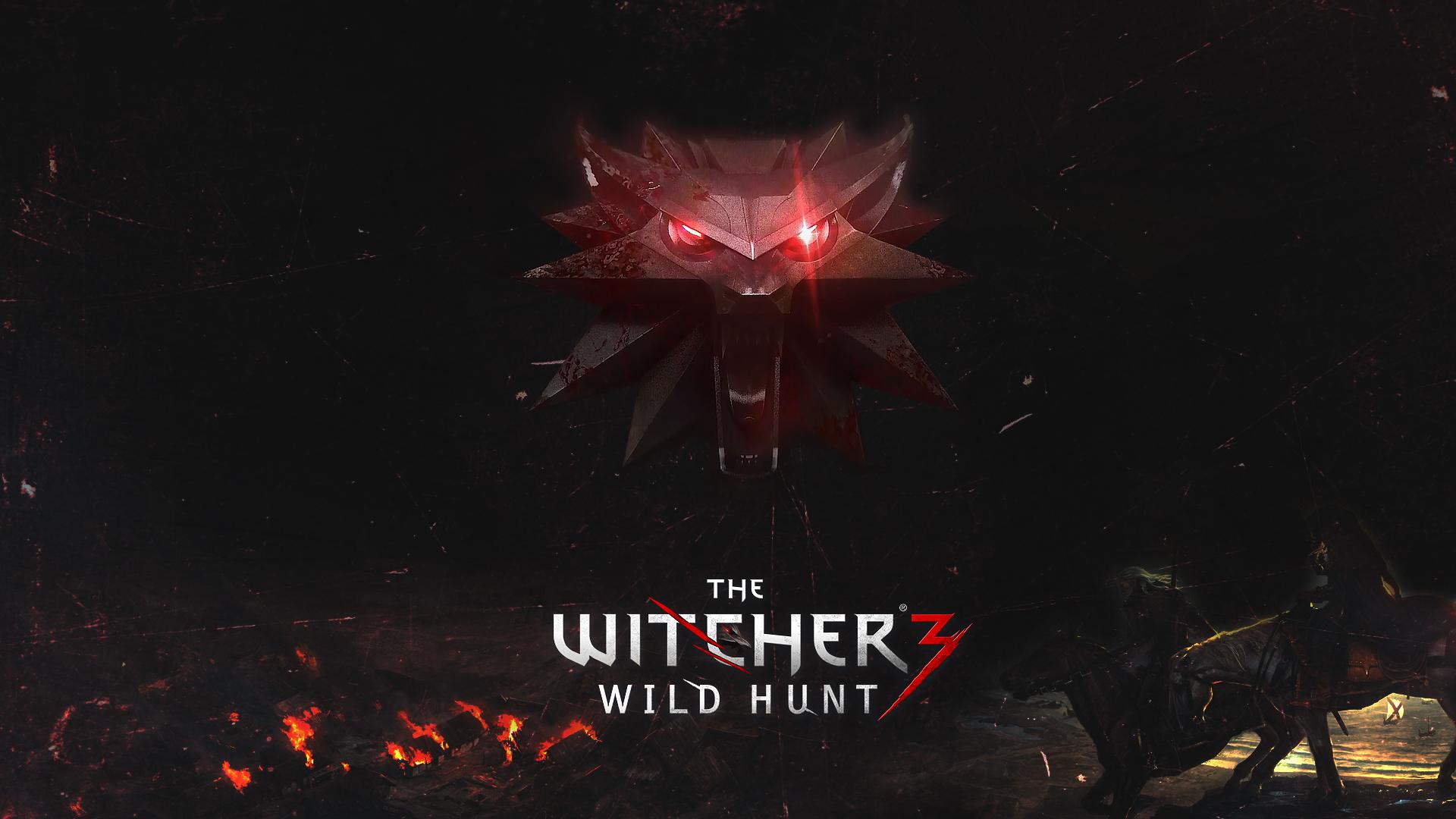 Witcher 3 - Wild Hunt Logo