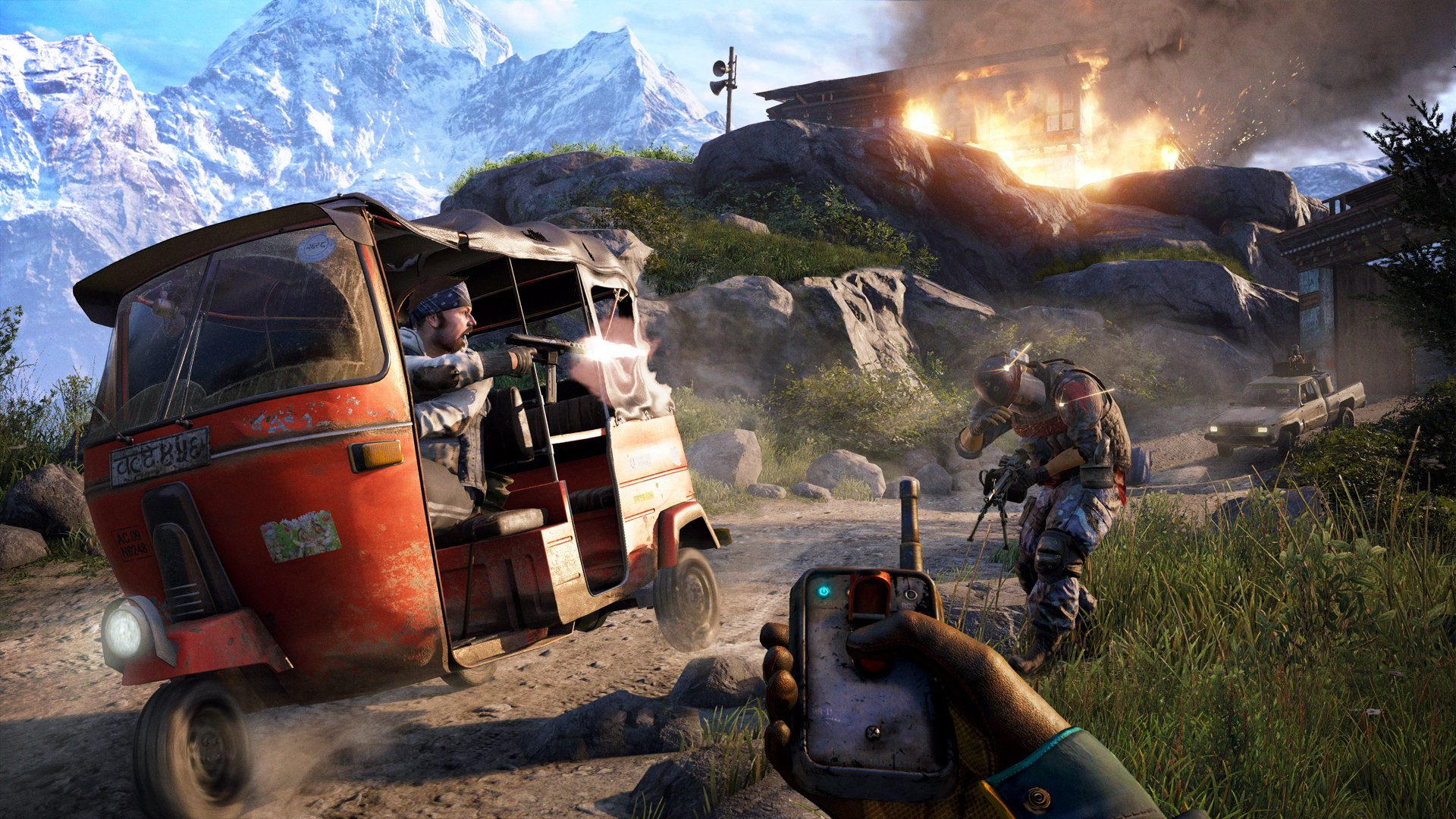 Ubisoft Releases PC Specs For Far Cry 4
