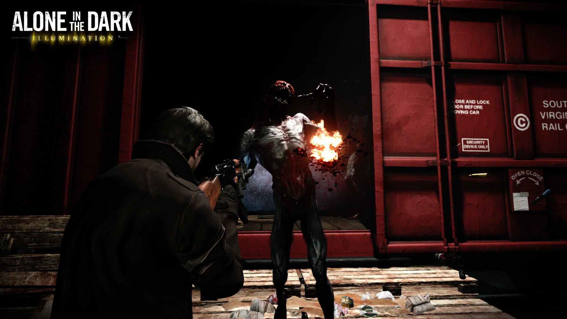 Alone In The Dark Illumiation New Trailer Sheds Light On The Series
