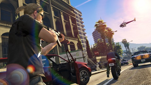GTA 5 To Require Launch Day Patch On Xbox One And PS4