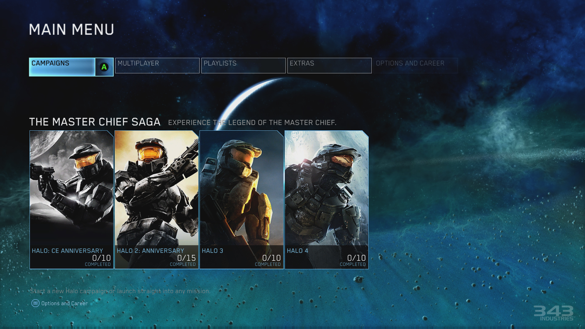 Halo Gets Update To Fix Campaign User Interface And Some Issues With Matchmaking