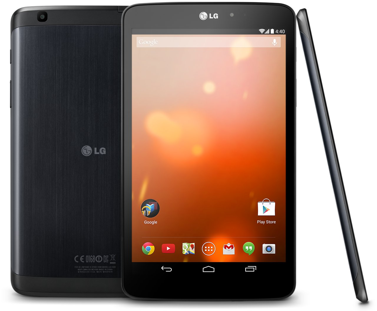 LG G Pad 8.3 Google Play Edition Is Next To Get Android Lollipop