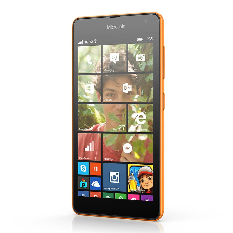 Microsoft Lumia 535 Now Available On US For $169