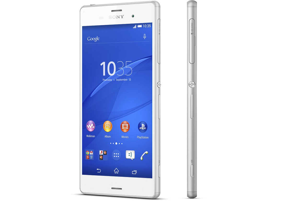 Sony Xperia Z3 Arrives In Several Canadian Carriers