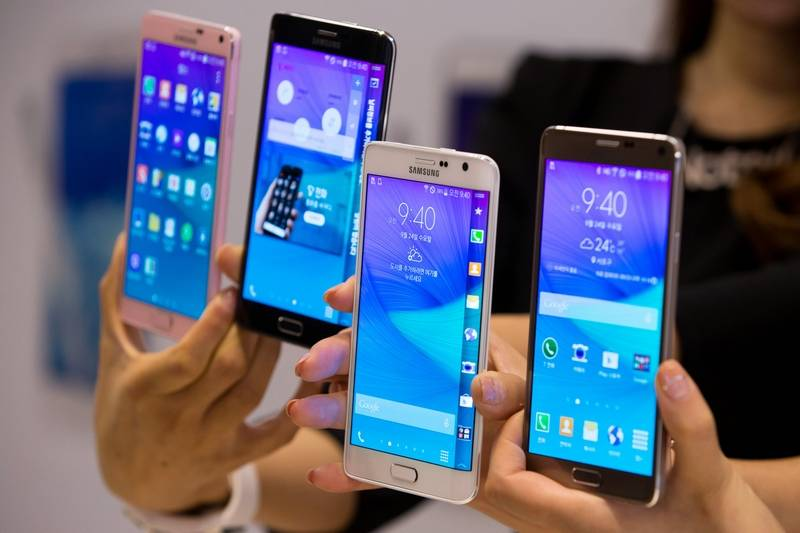 Samsung's Galaxy Note Edge, Alpha, S4, Note 3 Get Android Lollipop By Q1 2015
