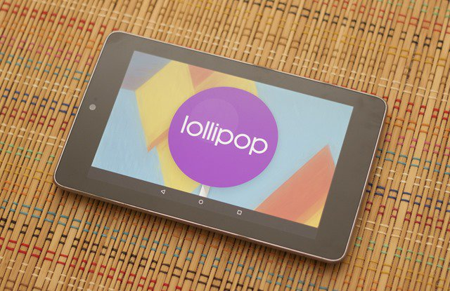 Android 5.0.2 Factory Image And OTA Now Available For Nexus 7
