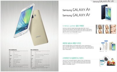 Samsung Galaxy A7 Will Be Official On Jan 14