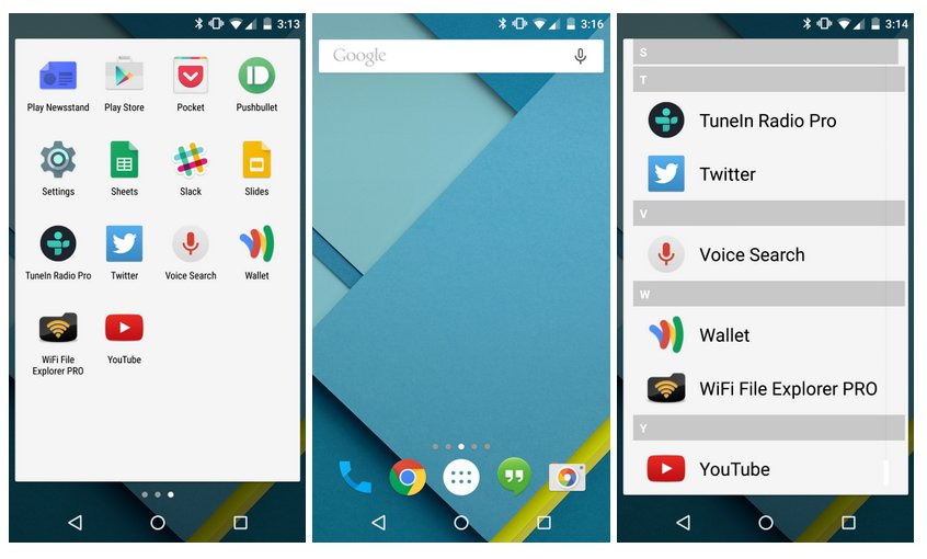 Nova Launcher 3.3 With Android Lollipop-Style, Now On Play Store