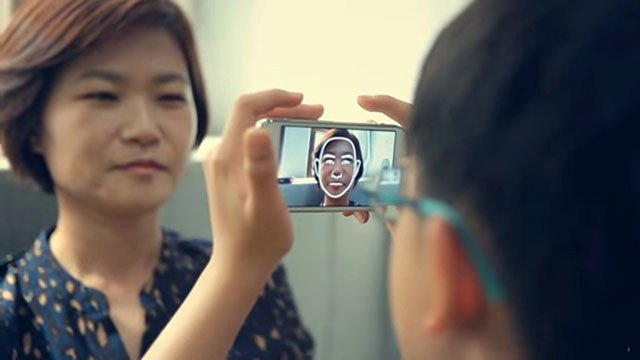 Samsung Launched Look At Me App For Autistic Children