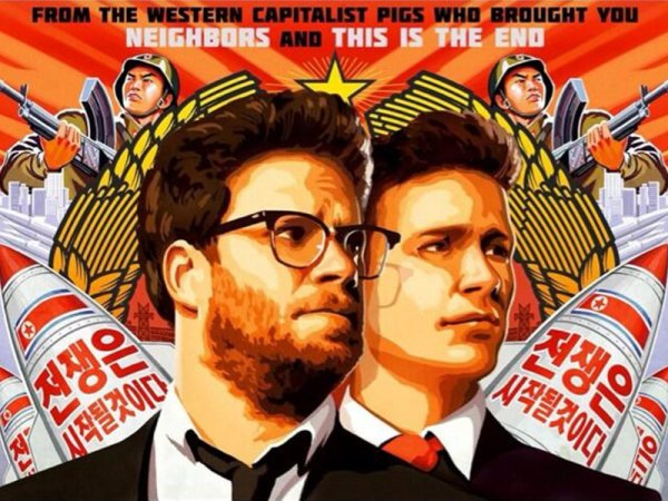 Sony's The Interview Is Now Available On Google Play