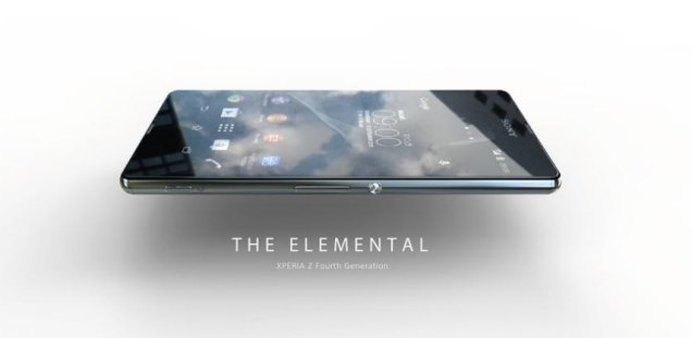Sony Xperia Z4 Pic Leaked By Sony Pictures