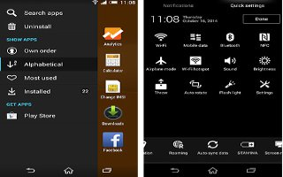 How To Access Settings On Sony Xperia Z3 Compact