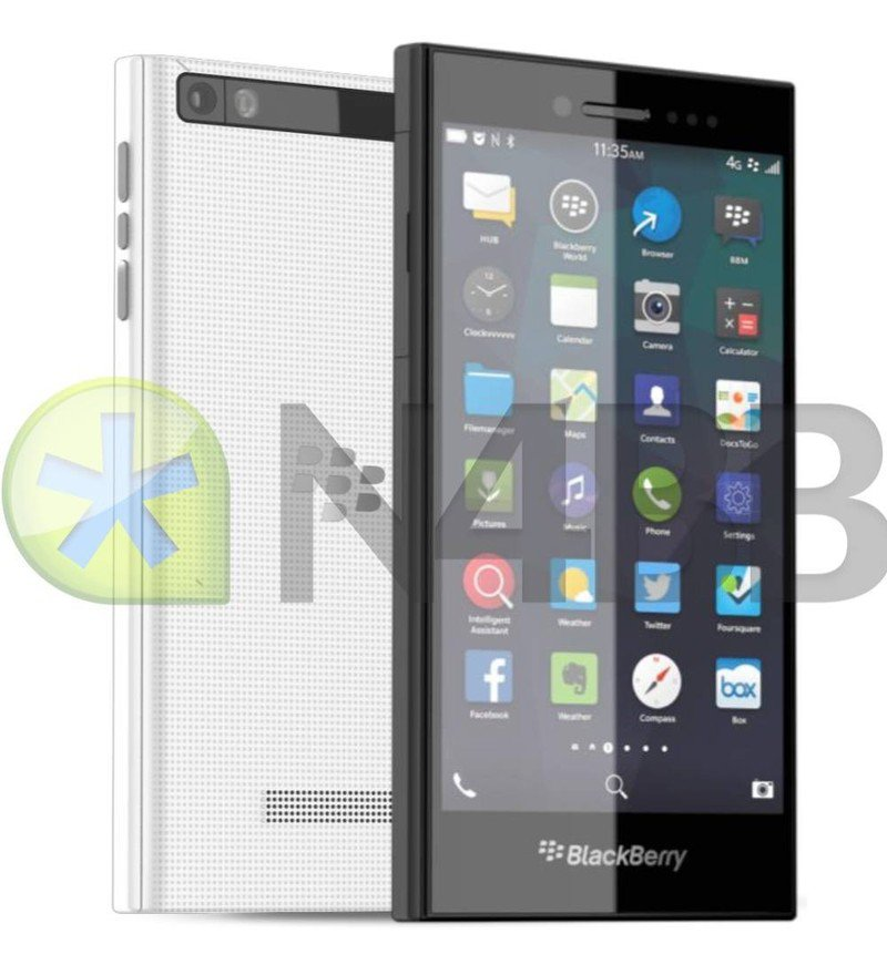BlackBerry Rio Picture And Specs Leaked