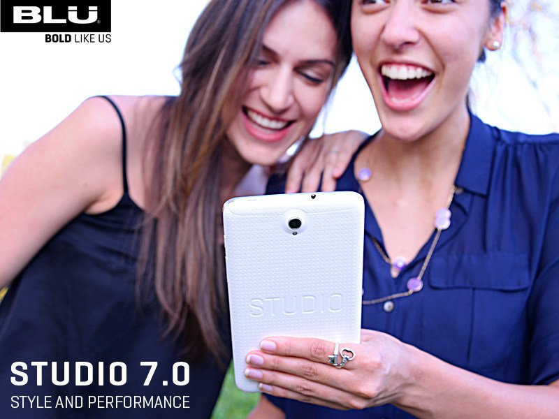 BLU Studio 7.0 Android Smartphone Goes Official
