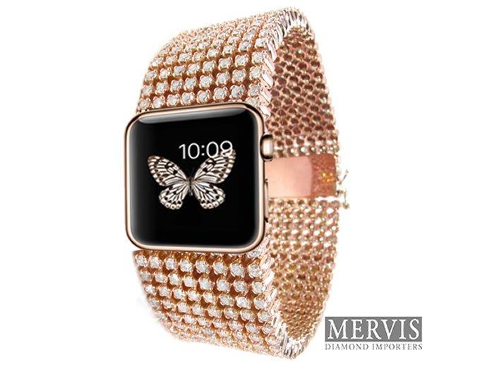 $30,150 Apple Watch Is Diamond Studded
