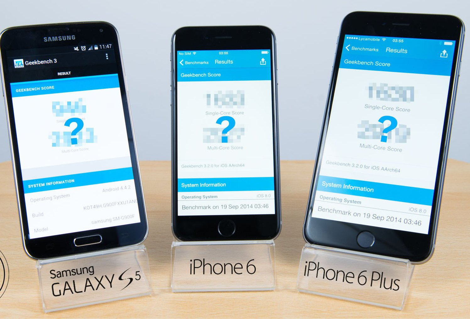 iPhone 6, iPhone 6 Plus And Samsung Galaxy S5 Discounted At