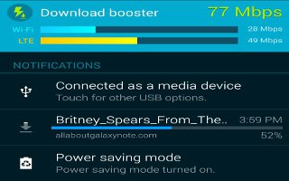How To Use Download Booster On Samsung Galaxy Note 4