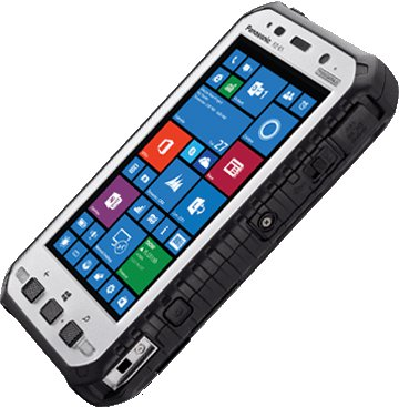 Panasonic Toughpad FZ-E1 Rugged Phone Certified For US