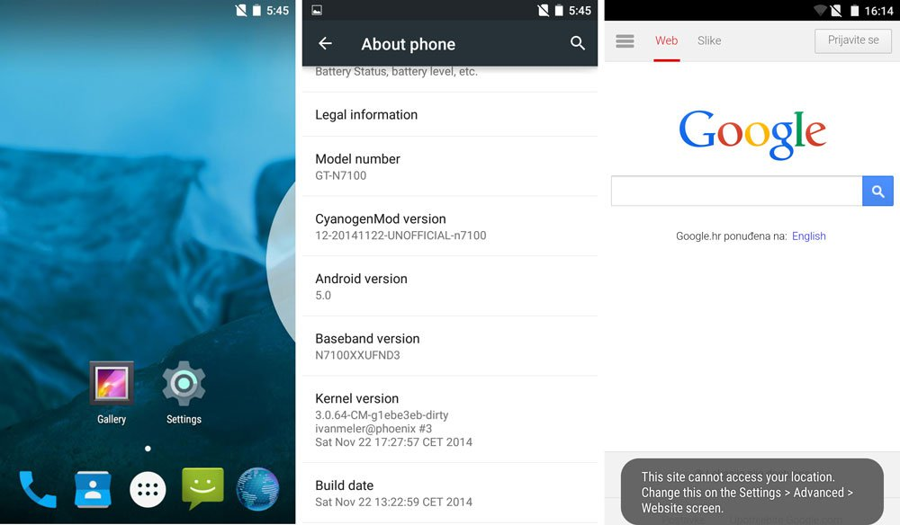 How To Install Android 5.0 Lollipop On Samsung Galaxy Note 2