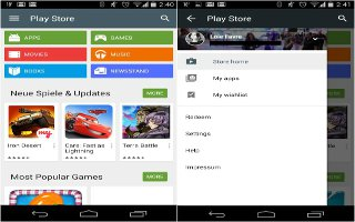 How To Download Apps From Google Play On Sony Xperia Z3 Compact