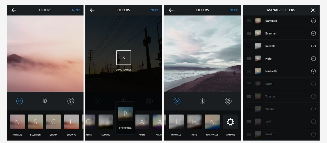Instagram Adds New Photo Filters