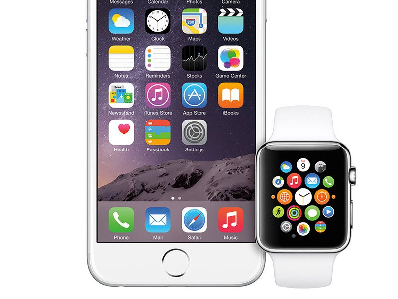 Gazprom Giving Away Apple Watch And iPhone 6 In A Promotion