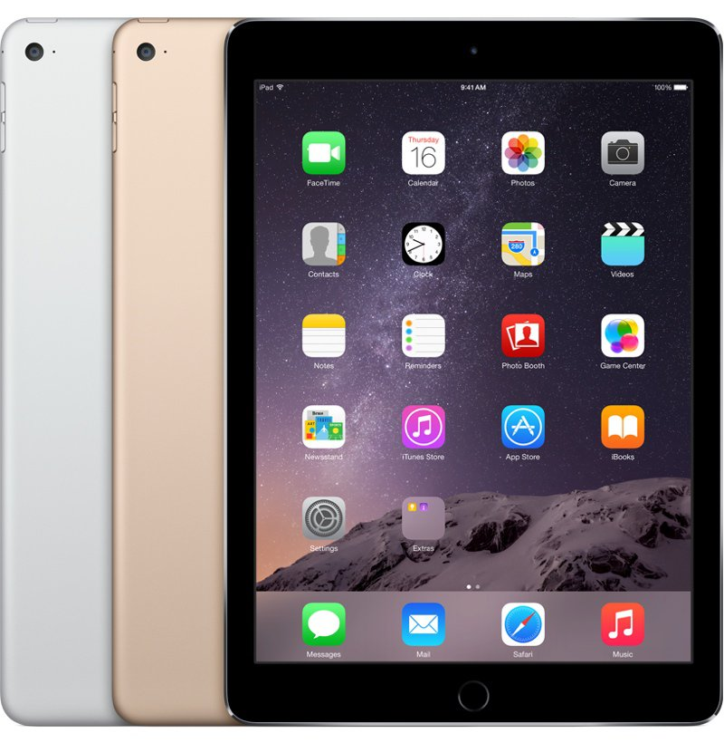 Apple iPad Air 2 New Ad - Change Is In Air