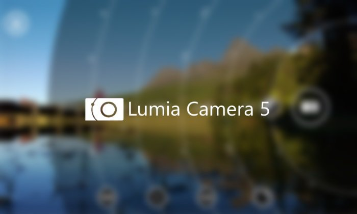 Microsoft Confirms Lumia Denim Update Brings Lumia Camera 5