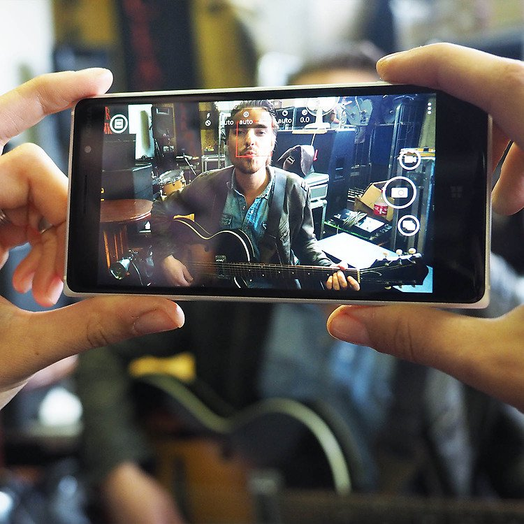 Video Shows Of Version 5 On Lumia Camera App