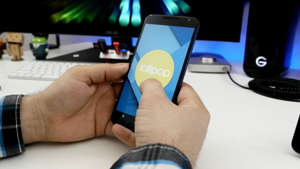 Android Lollipop 5.0.1 Pushed Out For Nexus Devices