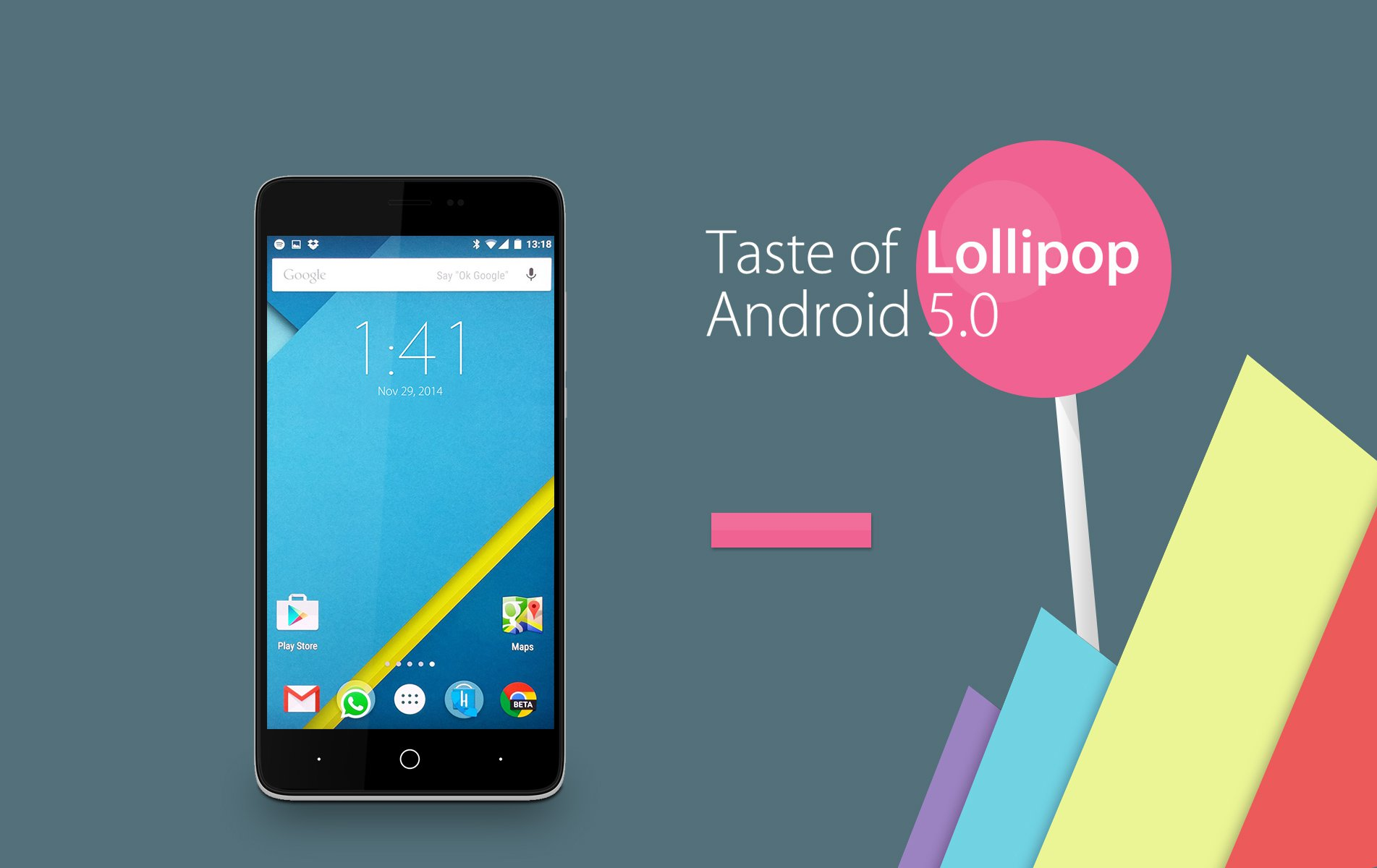 Elephone P6000 Runs Android Lollipop Costs $170