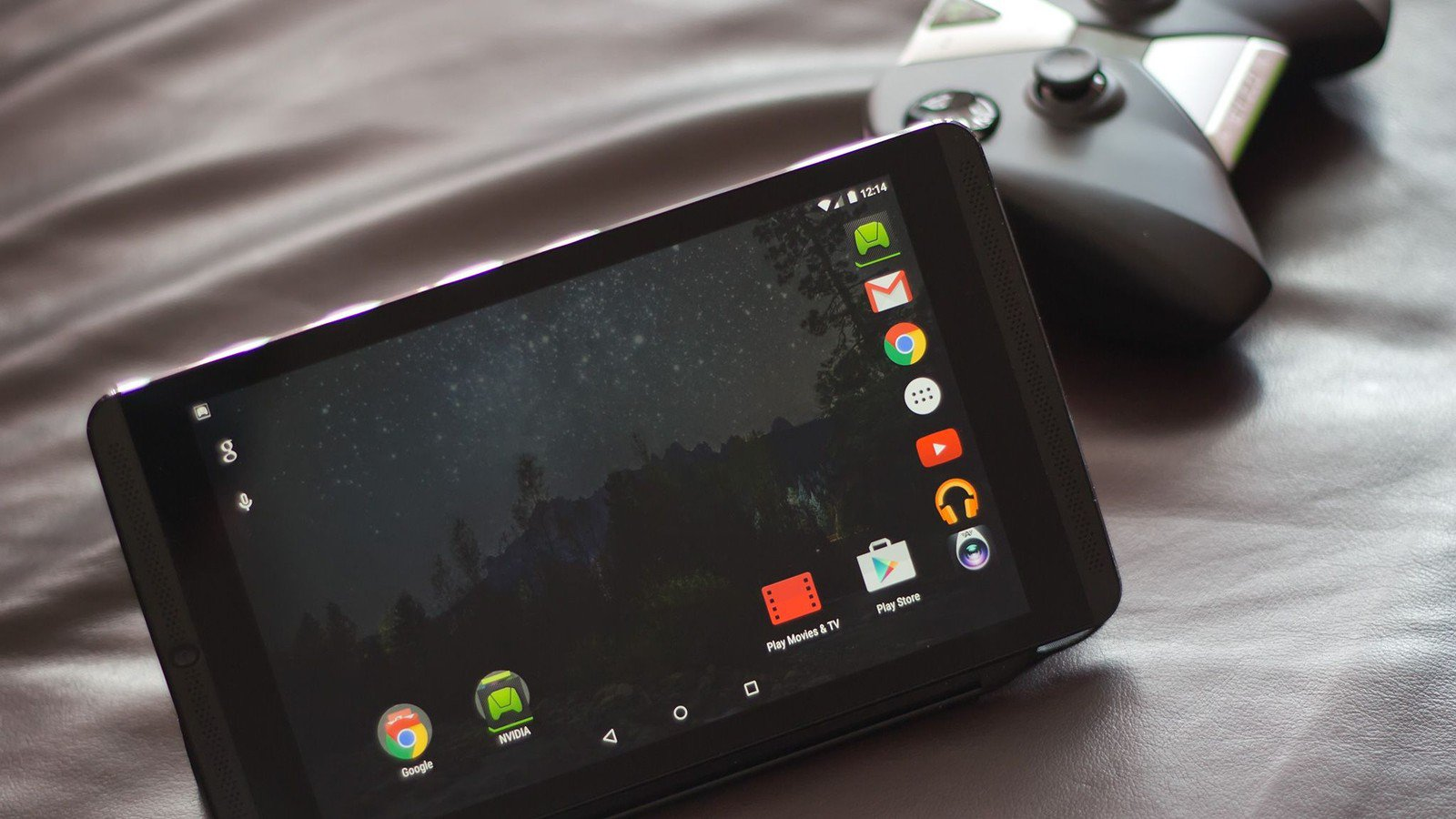NVIDIA Shield Tablet Gets Android 5.0.1 Update