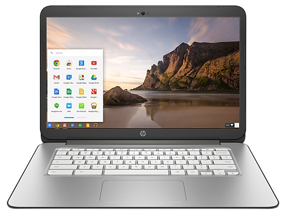 HP Launches High-End Touchscreen Chromebook 14
