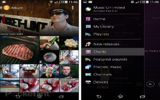 How To Use Music Player On Sony Xperia Z3
