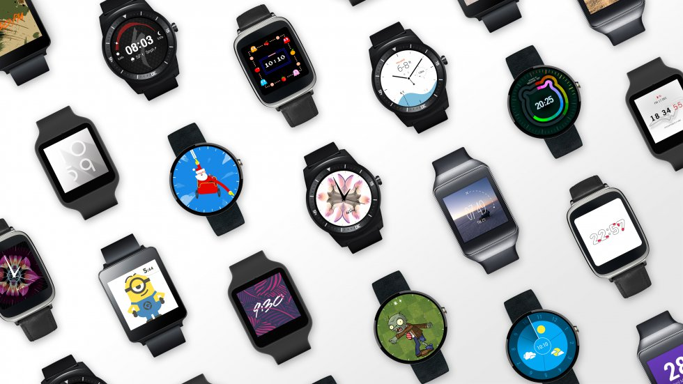 Android Wear Gets Lollipop Update With Watch API And More