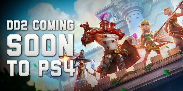 Dungeon Defenders 2 Coming To PS4 In 2015