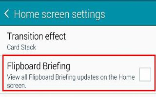 How To Use Flipboard On Samsung Galaxy Note 4