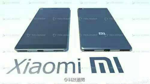 Xiaomi MI 5 Smartphone Photos Leaked