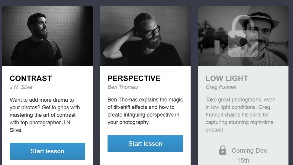 Xperia Photo Academy Adds New Tutorial Today