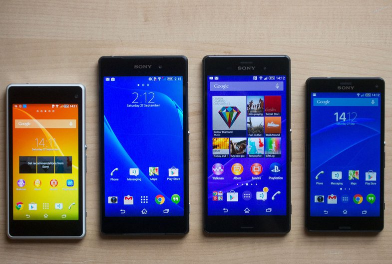Sony Xperia Z3 And Xperia Z2 Series Get Android Lollipop By