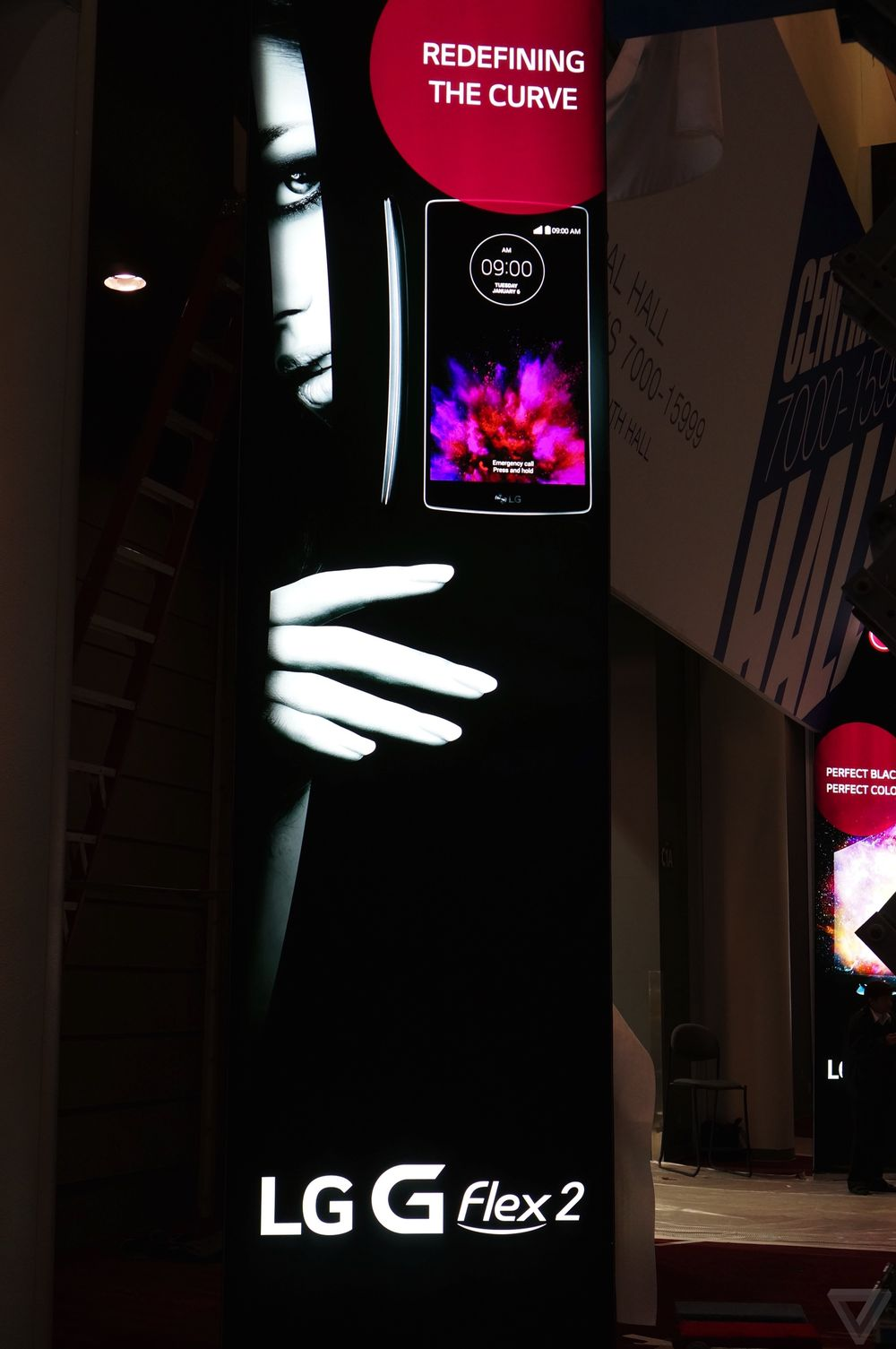 LG G Flex 2 Leaked Out Ahead Of CES 2015 Launch