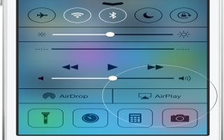 How To Use AirPlay On iPhone 6
