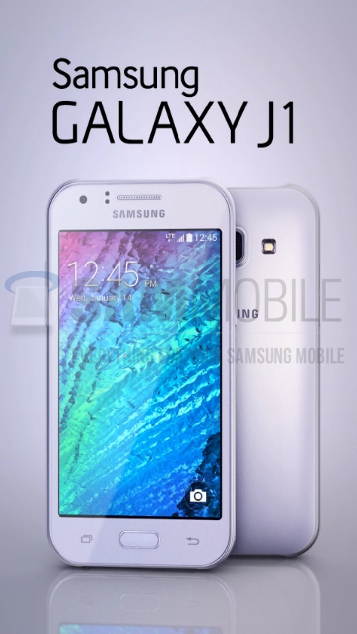 Samsung Galaxy J1 Pictured For First Time
