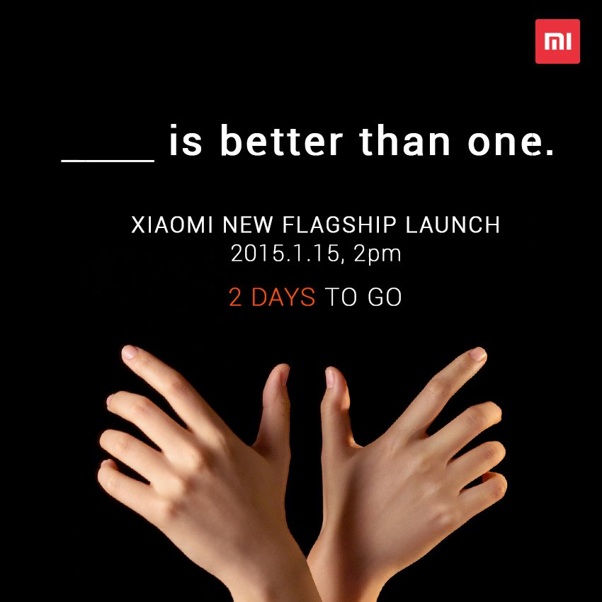 Xiaomi Official Teaser Suggests It Will Announce 2 Devices