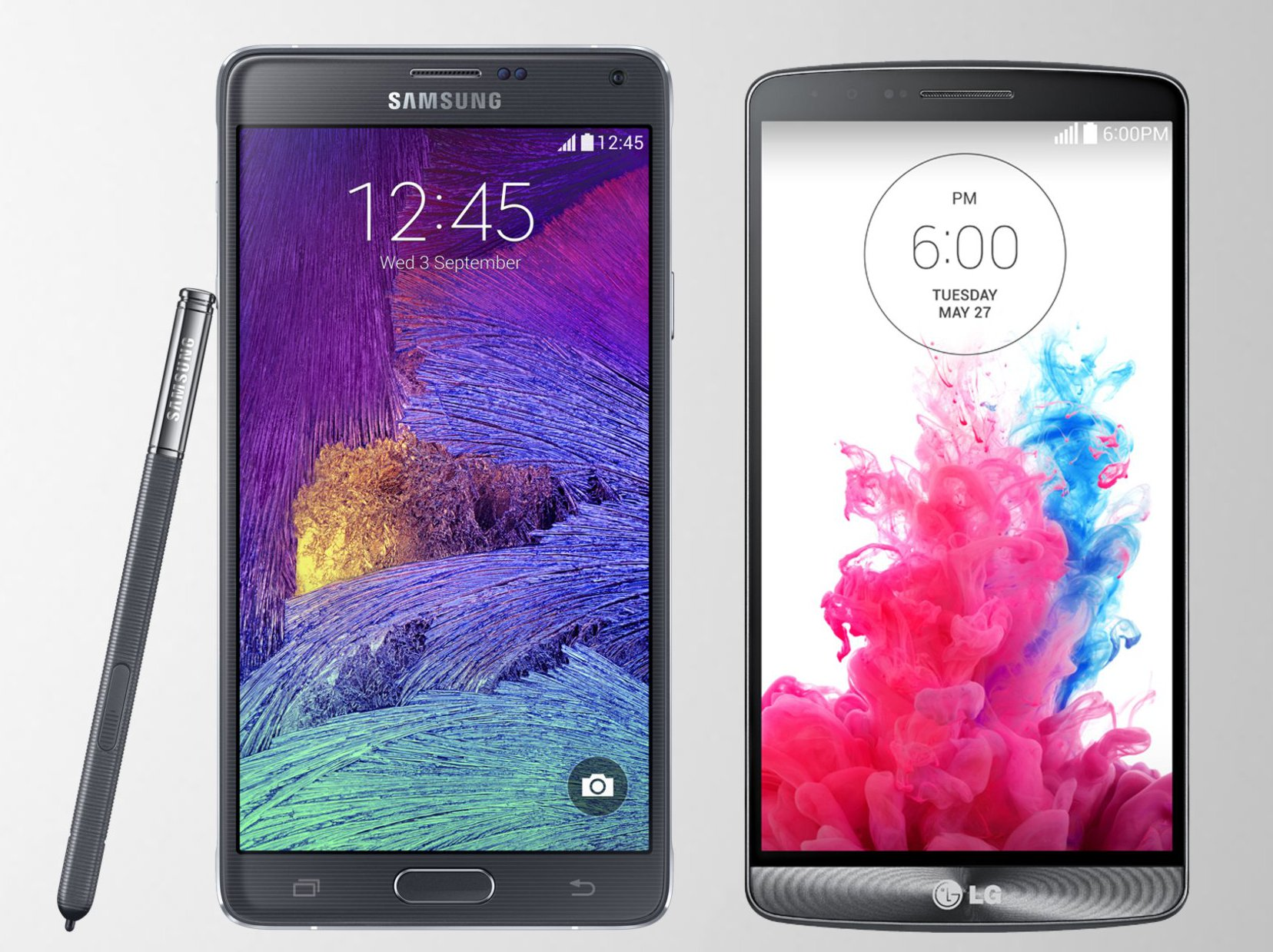 Galaxy Note 4 And LG G3 Now Available On Sprint Lease Scheme