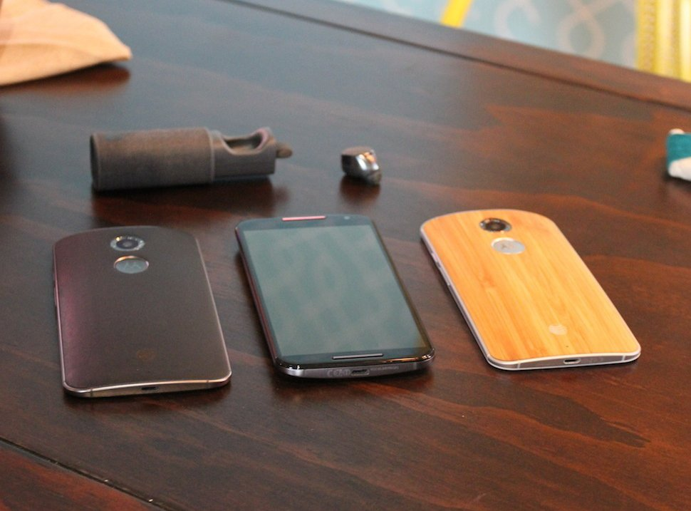 Moto X 64GB Pure Edition Now Available
