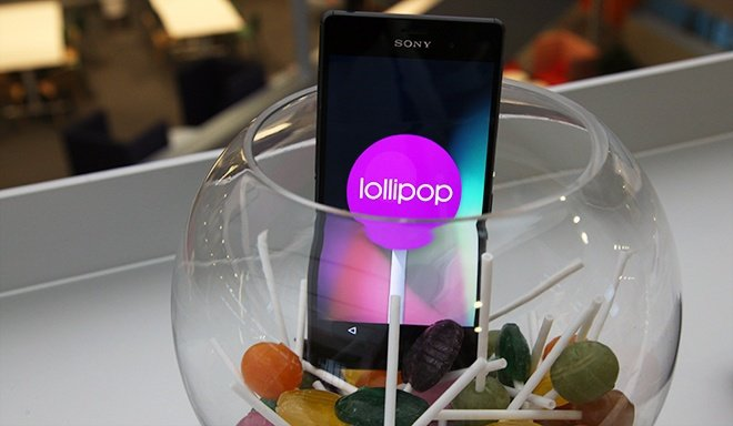 Sony Xperia Z3 Will Get Android 5.0 Lollipop By Next Month