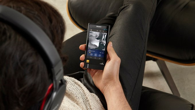 Sony's New Walkman Runs Android Costs $1199
