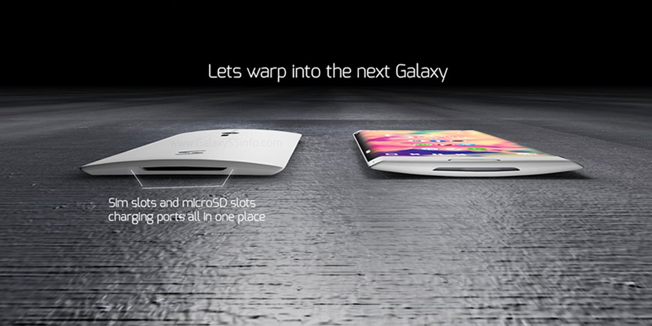 Reports Confirm Samsung Galaxy S6 With Dual-Edged Display