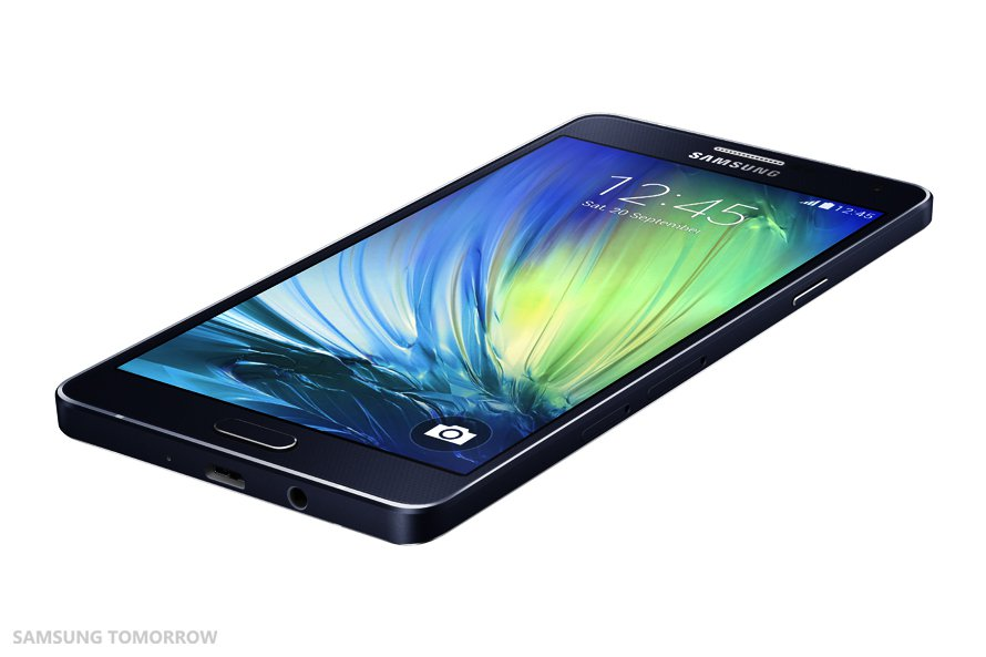 Samsung Galaxy A7 Is Now Official